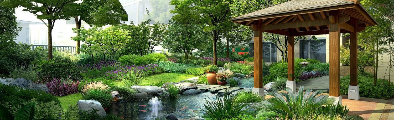 Thiết Kế Sân Vườn Đẹp 2015